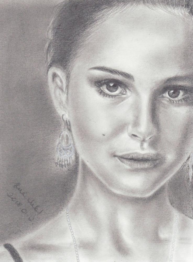 Natalie Portman by mklari77